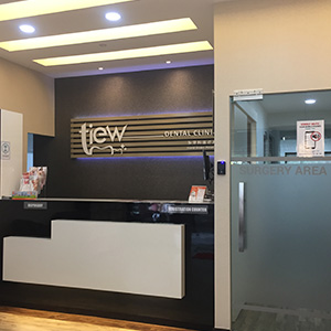 Island Glades Tiew Dental Clinic in Penang