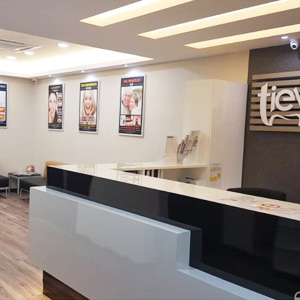 Jelutong Tiew Dental Clinic in Penang